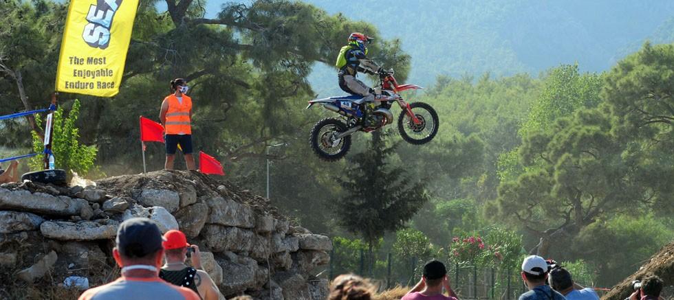 11. Sea To Sky Enduro Motosiklet Yarışları başladı