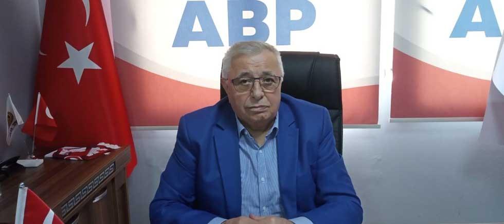 ABP Akdeniz Bölge Başkanı Güler'den Berat Kandili Mesajı
