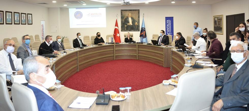 Akdeniz Üniversitesi Antalya Teknokent Genel Kurulu gerçekleştirildi