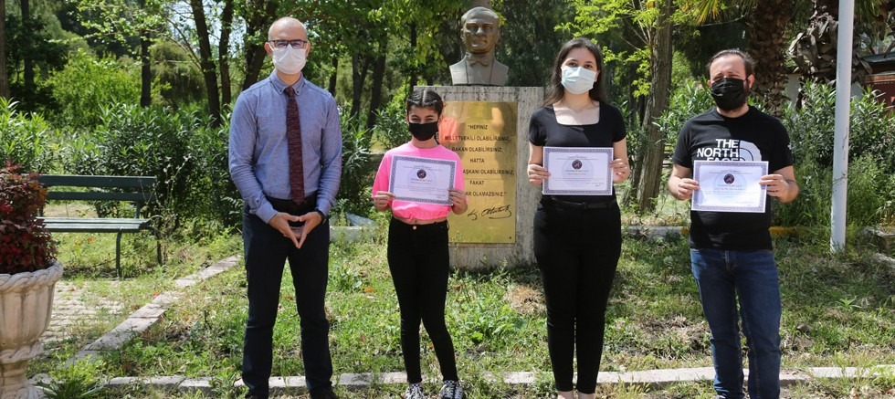 Akdeniz Üniversitesi Devlet Konservatuarı öğrencilerinden gururlandıran başarı