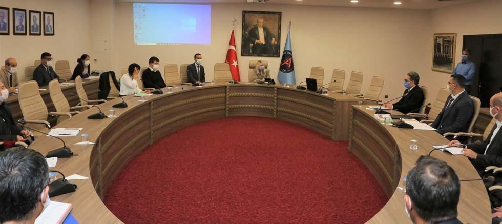 Akdeniz Üniversitesi İle Tez-Koop-İş Sendikası Arasında Toplu İş Sözleşmesi Görüşmeleri Başladı