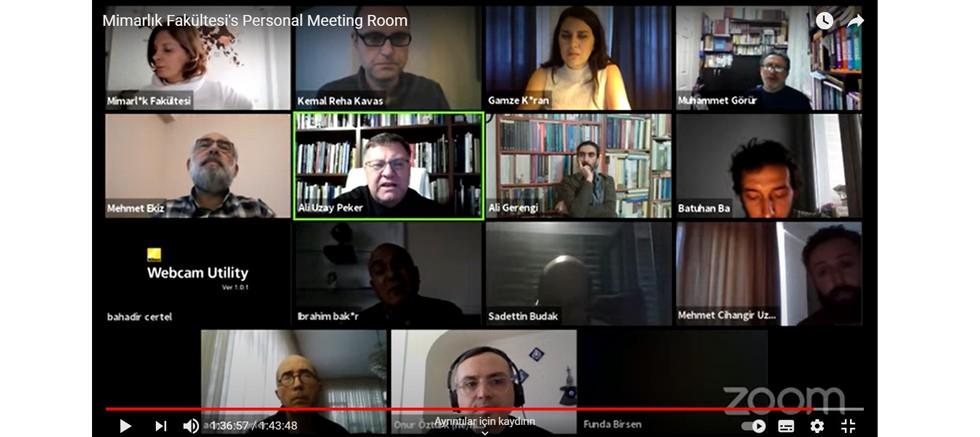 Akdeniz Üniversitesi'nde Mimar Sinan Konuşuldu