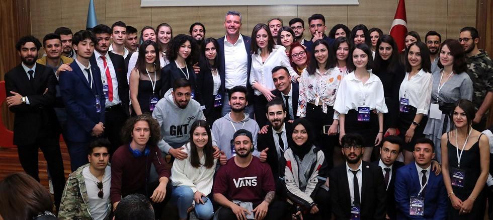 Akdeniz Üniversitesi'nde Ulusal Girişimcilik Zirvesi