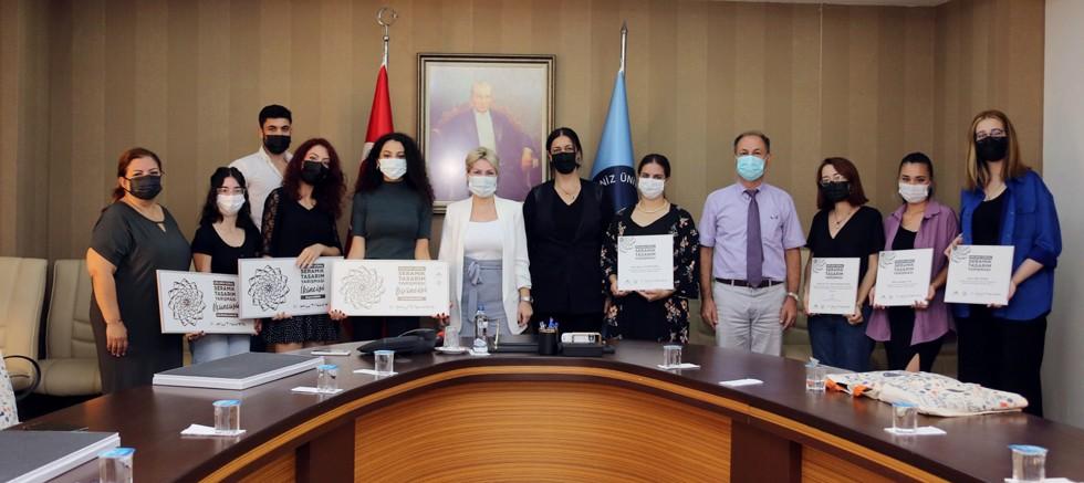 Akdeniz Üniversitesi öğrencileri ödülleri topladı