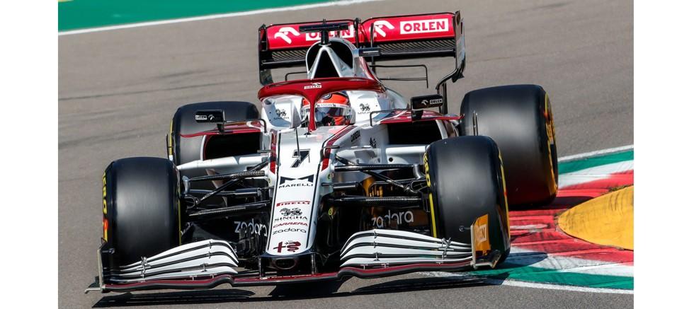 Alfa Romeo Racing F1 Takımı yeni adımını Türkiye'de atıyor