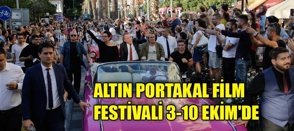 Altın Portakal Film Festivali 3-10 Ekim'de