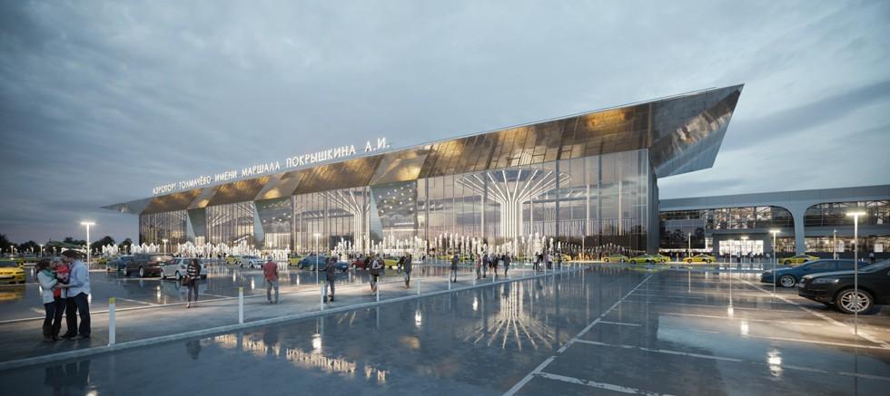 ANT YAPI Rusya'da yeni bir havalimanı daha inşa edecek
