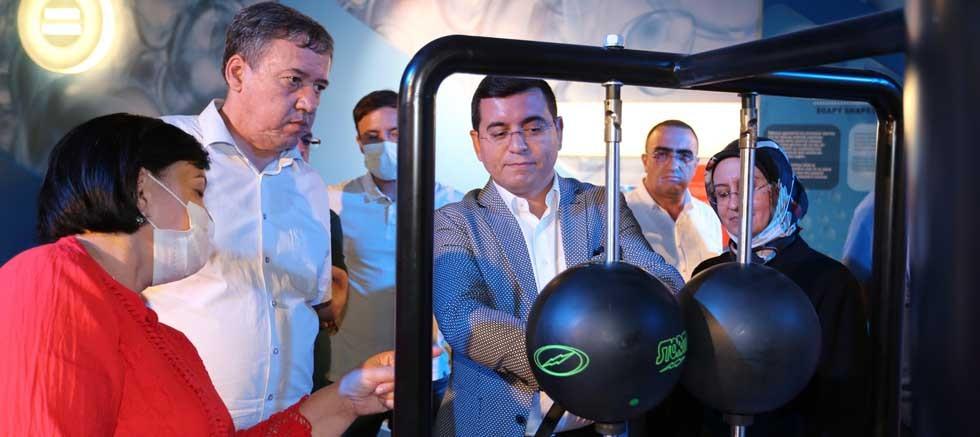 Antalya Bilim Merkezi açılmadan dikkatleri üzerine çekti
