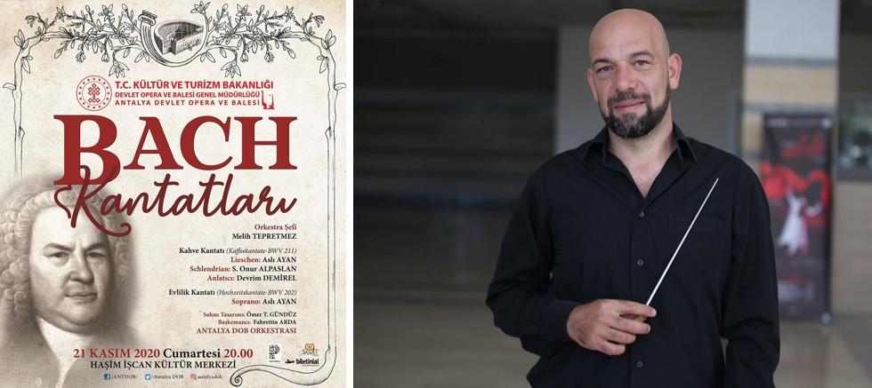 "Antalya DOB ""Bach Kantatları"