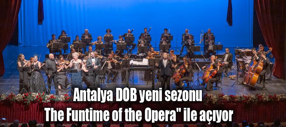 Antalya DOB yeni sezonu
