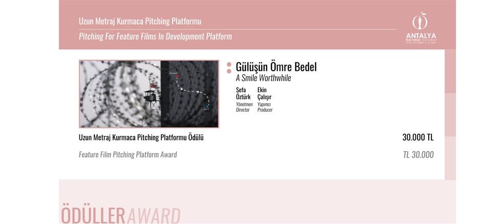 Antalya Film Forum Ödülleri Sahiplerini Buldu!