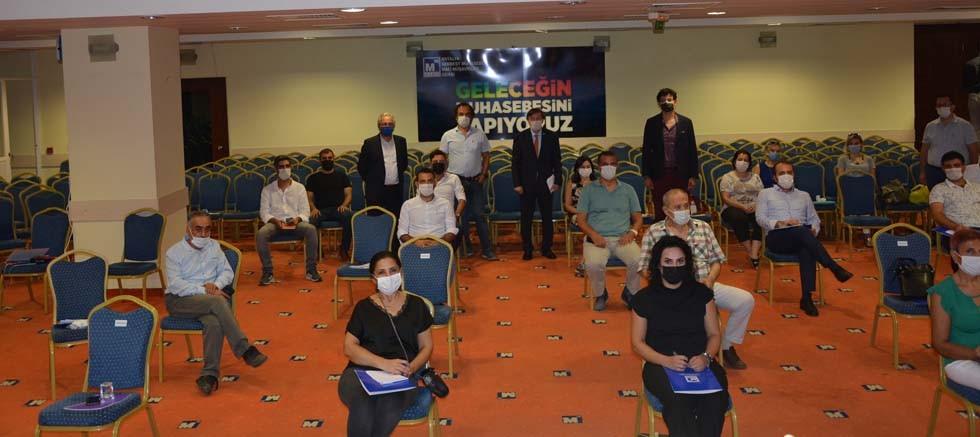 Antalya SMMMO'da Konkordato Komiserliği Temel Eğitimi