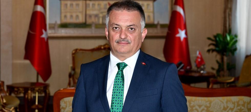 Antalya Valisi Ersin Yazıcı'dan 1 Mayıs Emek ve Dayanışma Günü Mesajı