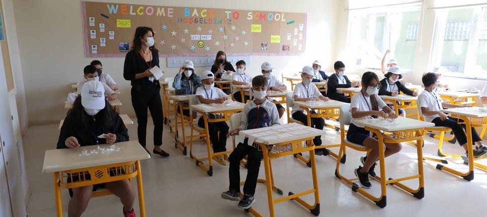Antalyalı 4 öğrenci, Darüşşafaka'da 8 yıl tam burslu, kolej eğitimi alacak