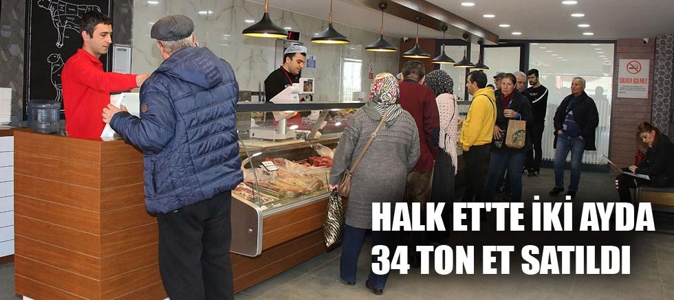 Antalyalılar ucuz ve sağlıklı eti sevdi