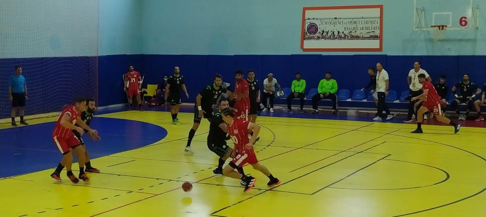 Antalyaspor 34-31 Beykoz Belediye GSK