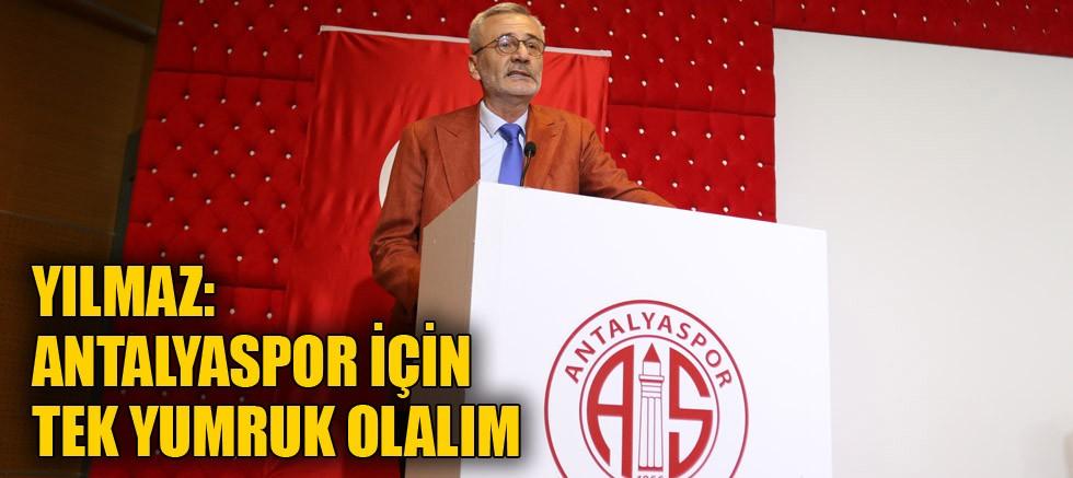 Antalyaspor'da Olağan Genel Kurul Gerçekleştirildi