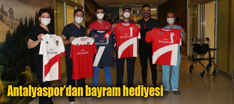 Antalyaspor'dan bayram hediyesi