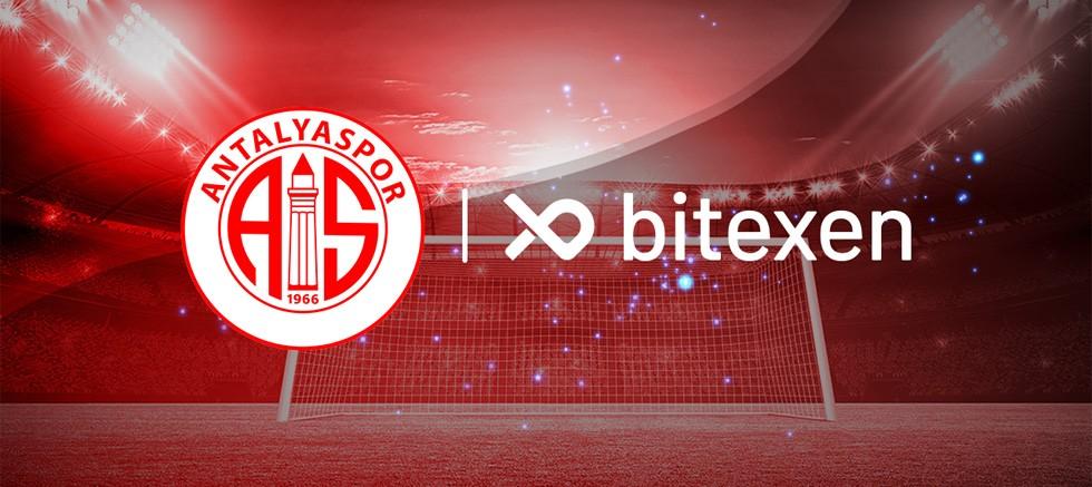 Antalyaspor'un yeni sponsoru Bitexen Teknoloji oldu