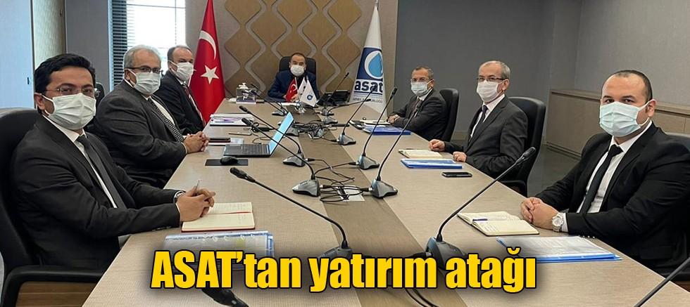 ASAT'tan yatırım atağı