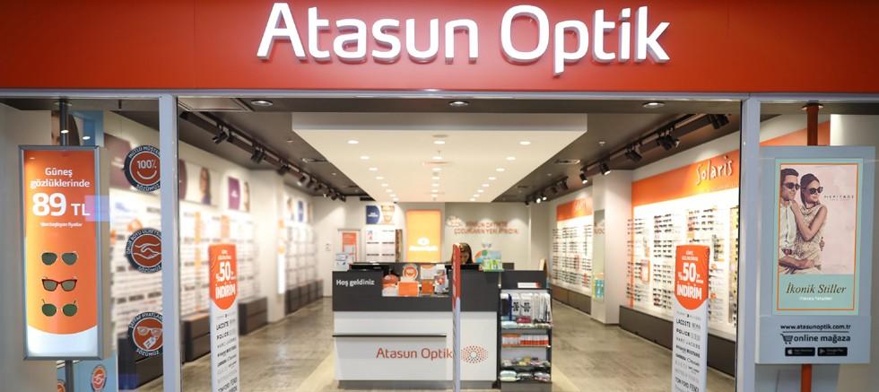 Atasun Optik Cadde Mağazalarıyla Yeniden Antalyalılarla Buluşuyor