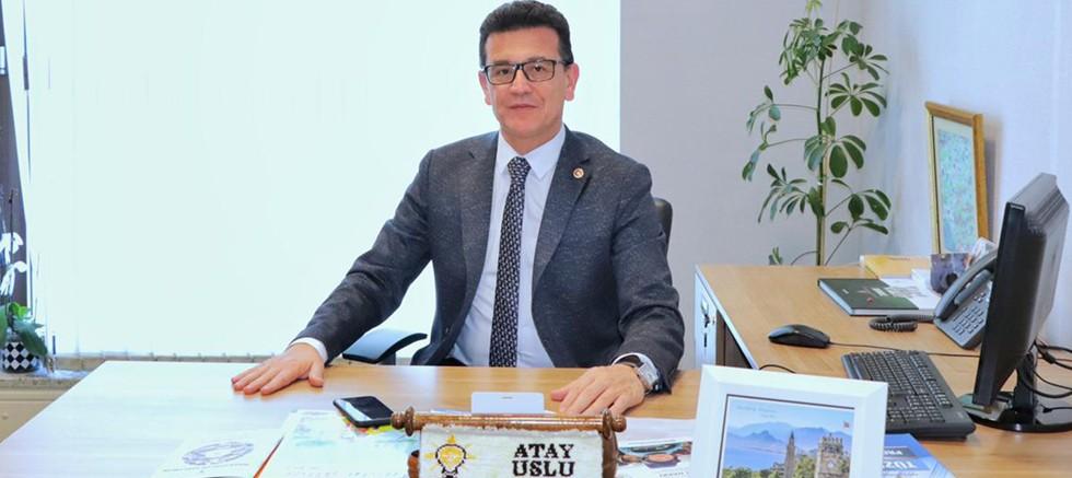 Atay Uslu'dan İstanbul'un fethinin 567.yıldönümü mesajı