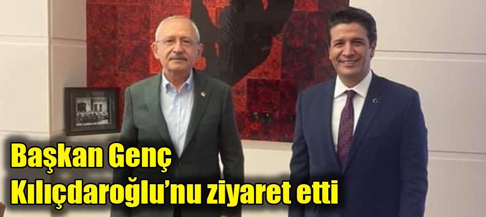 Başkan Genç Kılıçdaroğlu'nu ziyaret etti