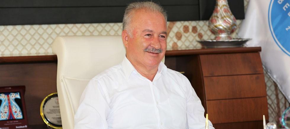 Başkan Şahin'den 30 Ağustos Zafer Bayramı mesajı