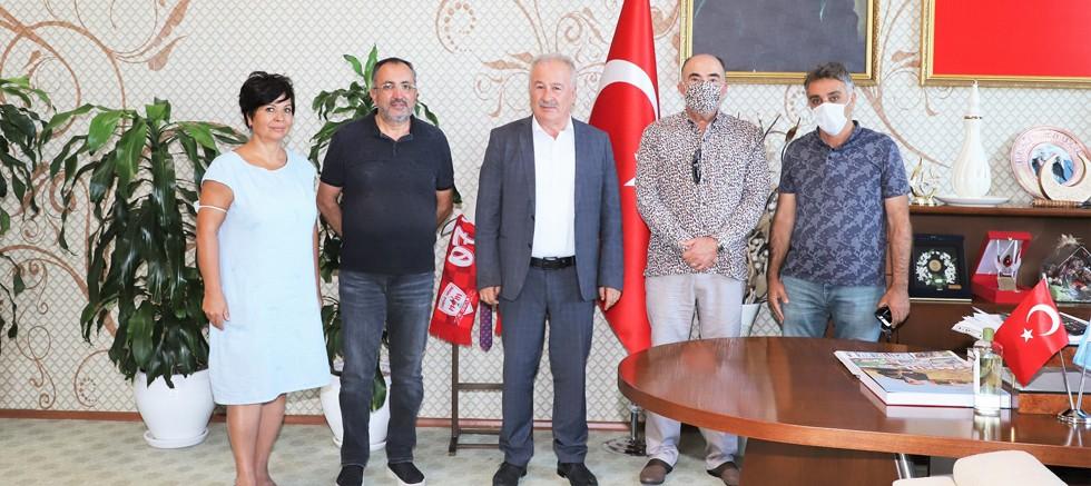 Başkan Şahin, turizm sektörüne teşekkür etti