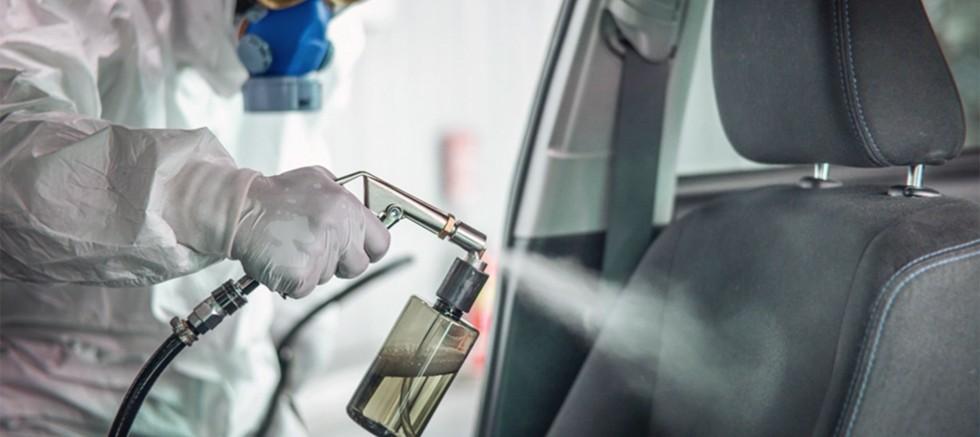 Brisa'dan müşterilerine ücretsiz araç dezenfeksiyonu