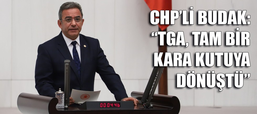 Budak, Türkiye Turizm Tanıtım ve Geliştirme Ajansı'nı Meclis gündemine taşıdı