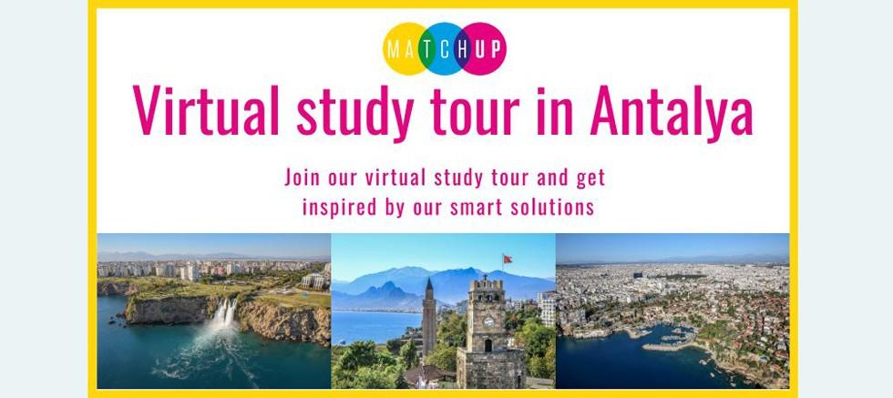 Büyükşehir Belediyesi Antalya'yı sanal tur ile tanıttı