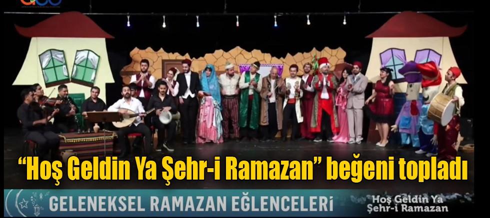 Büyükşehirden Geleneksel Ramazan Etkinlikleri başladı