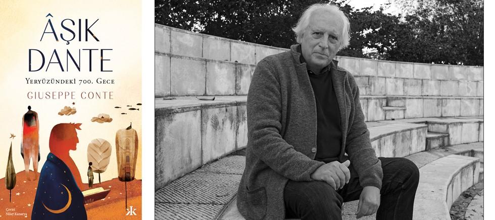 Büyüleyici bir hayalet hikayesi: Aşık Dante, Kafka Kitap'tan çıktı