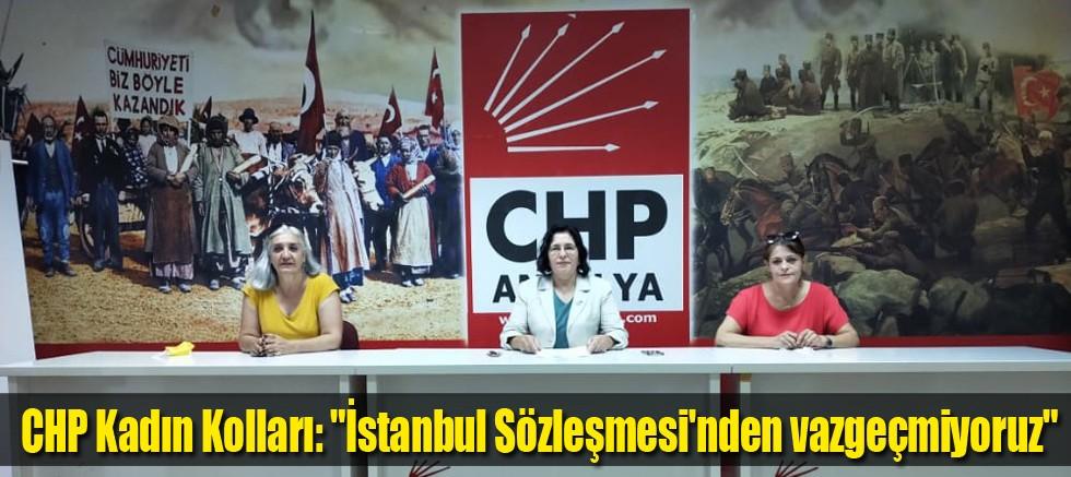 CHP Kadın Kolları: