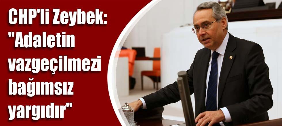 CHP'li Zeybek,