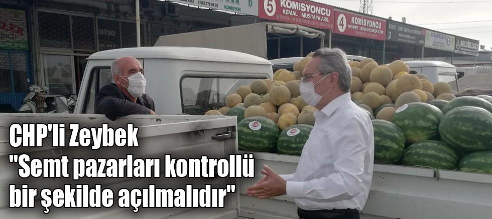CHP'li Zeybek