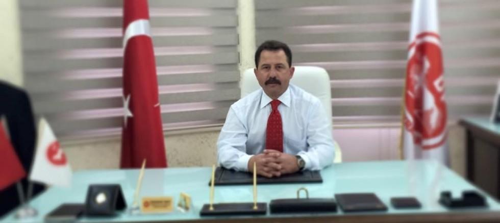 DP Antalya İl Başkanı Kartal'dan 19 Mayıs mesajı