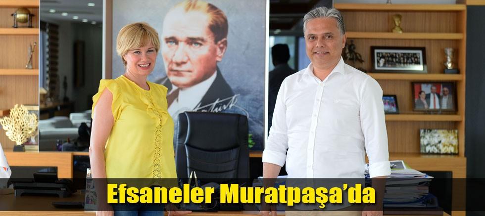 Efsaneler Muratpaşa'da