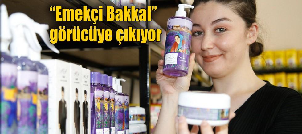 """""""Emekçi Bakkal"""" görücüye çıkıyor"""