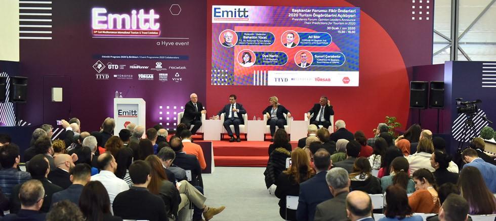 EMITT Fuarı, 9 Şubat 2022'de Kapılarını Açacak, Dünya Turizminin Kalbi Yine İstanbul'da Atacak!