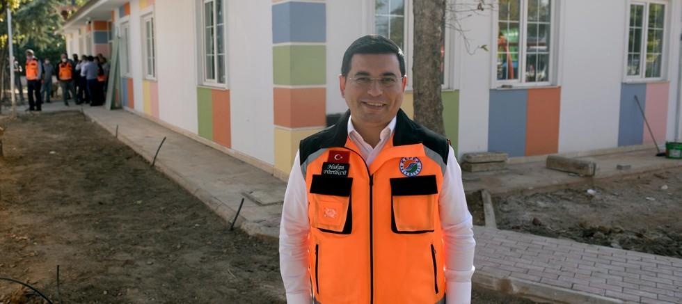 Erenköy kreşi yılbaşında eğitime hazır