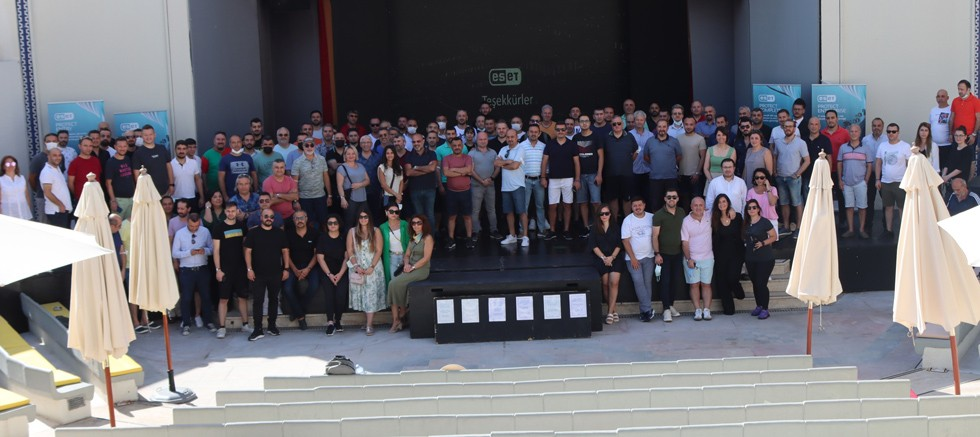 ESET, çözüm ortaklarıyla Antalya'da buluştu