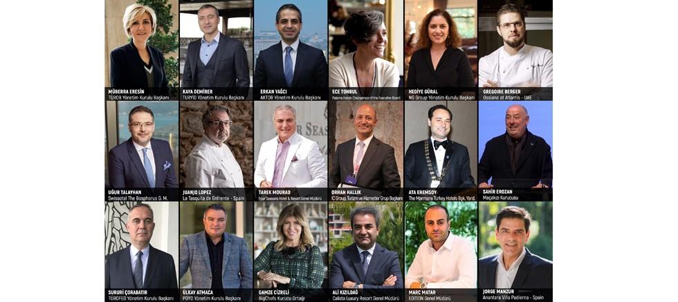 Gastronomi Turizmi ve Ağırlama Sektörü'nün önde gelen isimleri FSUMMIT'te buluşuyor
