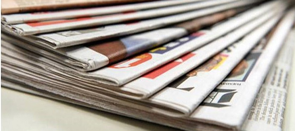 Gazete ve dergi sayısı yüzde 13,5 azaldı