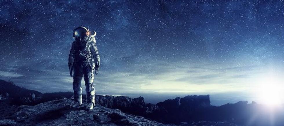 Geri sayım başladı, Uzayda hayat 10 yıl uzakta
