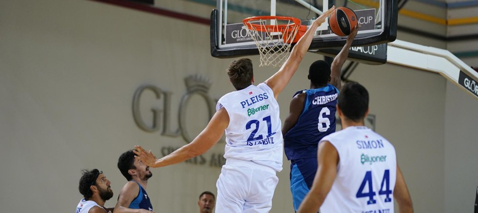 Gloria Cup Basketbol Turnuvası Heyecanı Sona Erdi