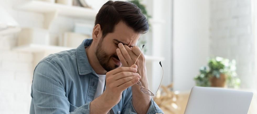 Göz sağlığınız için Tam Kapanma sürecinde bu önerilere dikkat!