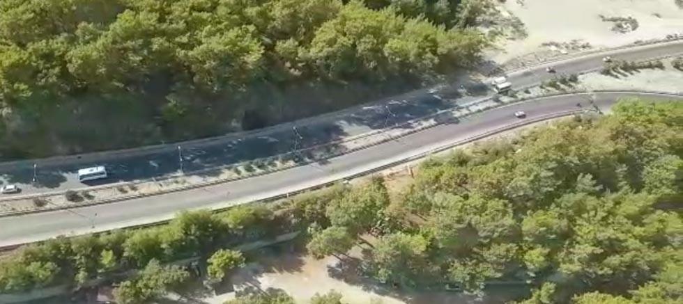 Helikopter ve drone destekli trafik denetimleri hız kesmeden devam ediyor