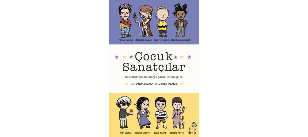 """hep kitap'ın """"Gerçek Çocukluk Hikâyeleri"""" dizisi Çocuk Sanatçılar ile devam ediyor"""